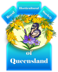 Royal Horticultural Society of Queensland Logo