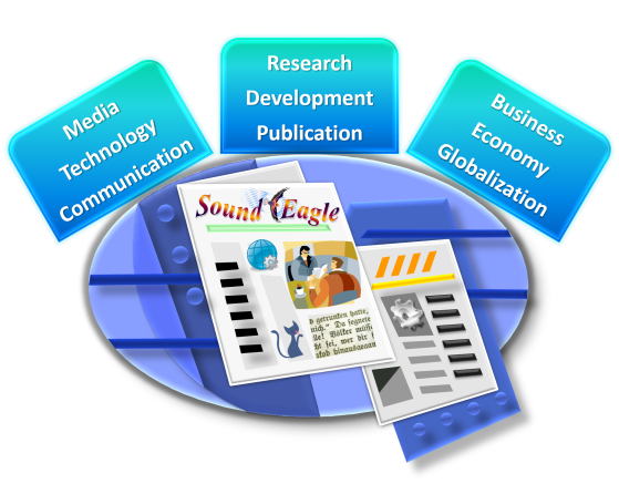 SoundEagle at large in Multimedia and Multidiscipline
