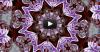 👁🗨 Insomnia Series: Mystical Kaleidescopic Mandala Meditation Animation☸