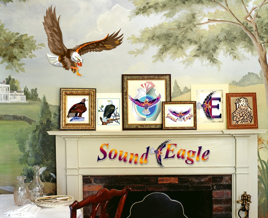 SoundEagle in Art and Decor