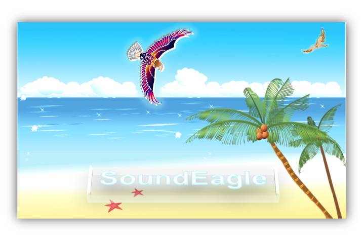 🦅SoundEagle in WordCloud☁️