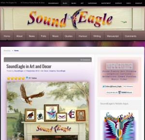 SoundEagle's Websites