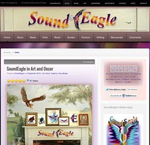 SoundEagle's Websites