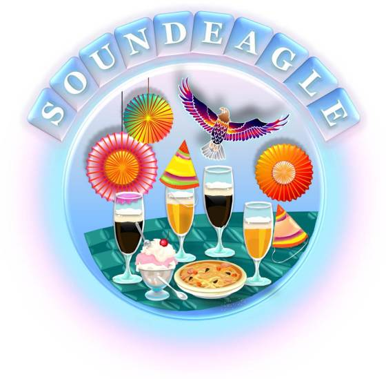 SoundEagle in Art, Glorious Food and Festive Season