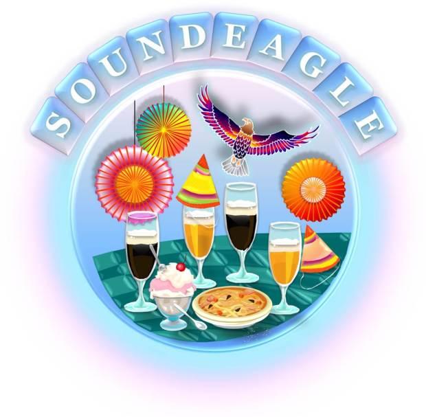 SoundEagle in Edible Art, Glorious Food and Festive Season