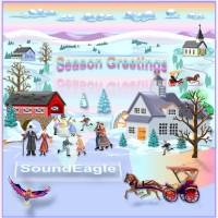 🎊 Season Greetings from SoundEagle: Merry Christmas, Happy New Year and Joyful Holiday 🎄🎅⛄