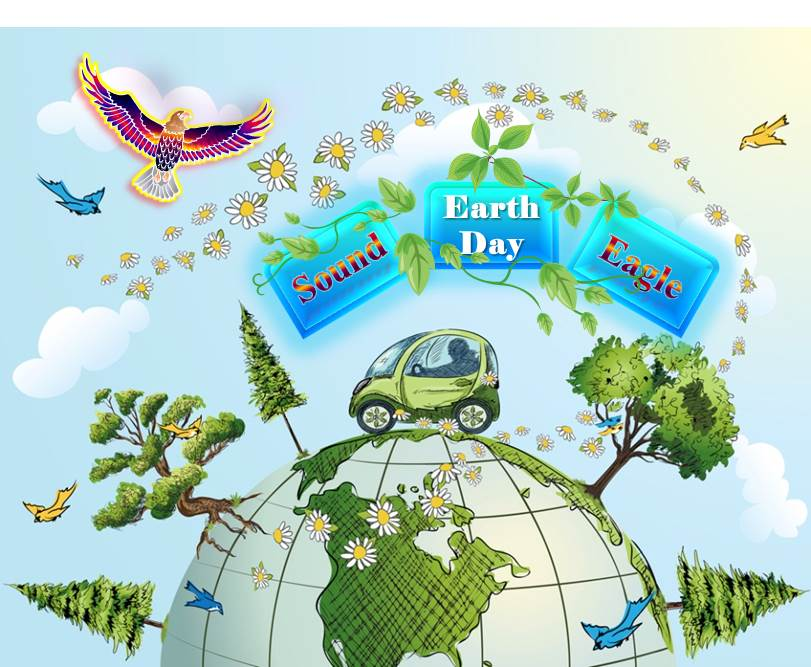 SoundEagle in Earth Day