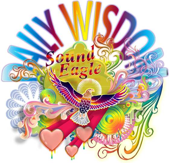 SoundEagle in Daily Wisdom, Three Hearts and Swirls of Gypsy Delight
