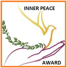 "Inner Peace Award Melanie Jean Juneau from themotherofnine9.wordpress.com said: ""I give all of you this Inner Peace Award.. I would like to  thank each one of you for your lovely comments, the follows, your kind words and the beautiful and inspirational thoughts …"""
