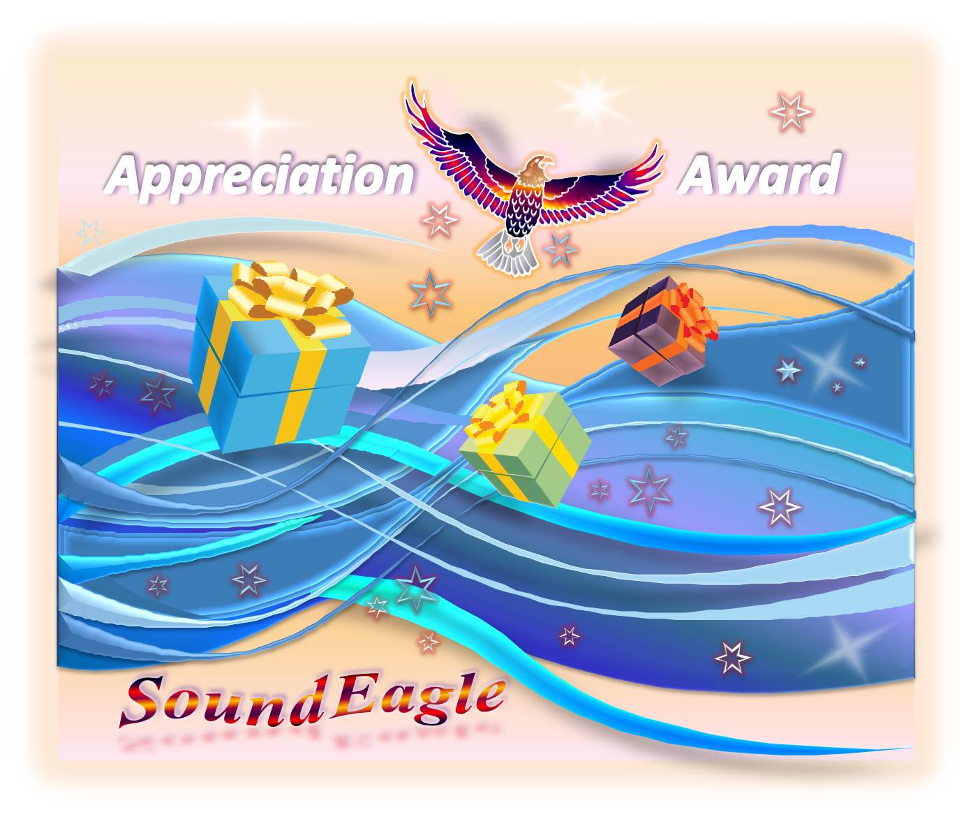 SoundEagle Appreciation Award