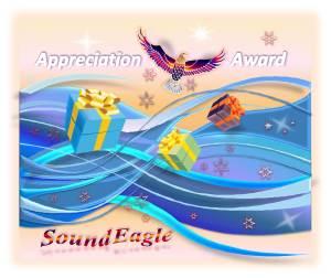 SoundEagle Appreciation Award