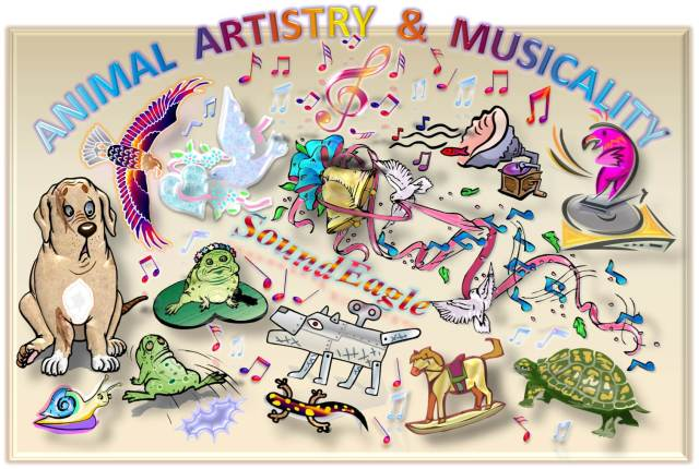 SoundEagle in Animal Artistry & Musicality