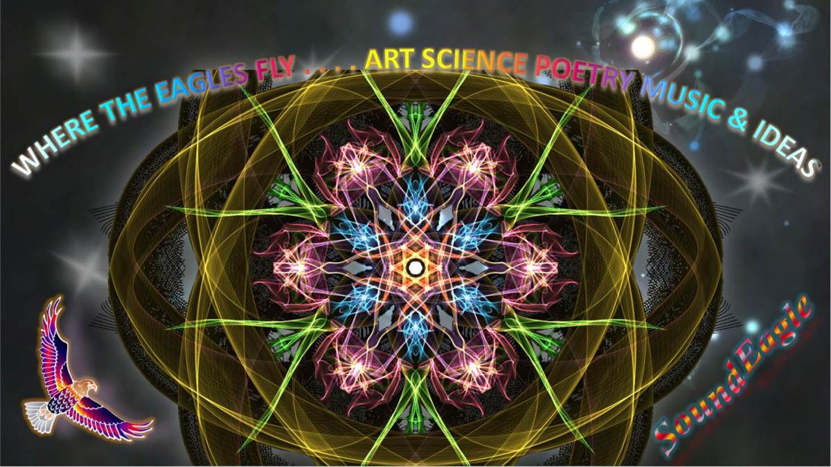 🦅 SoundEagle in Interactive Generative Art of Silk Weaving and Relaxation Music 🖼