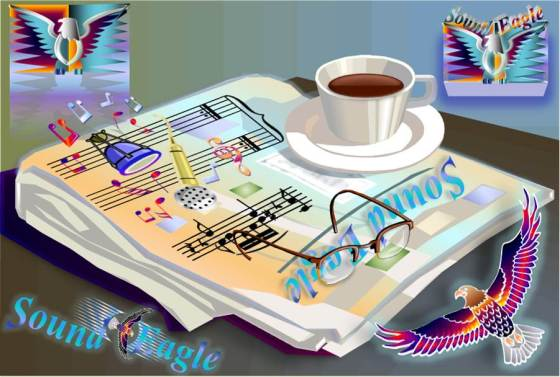 SoundEagle Logos, News, Musical Events, Publications, Syndications and Teatime