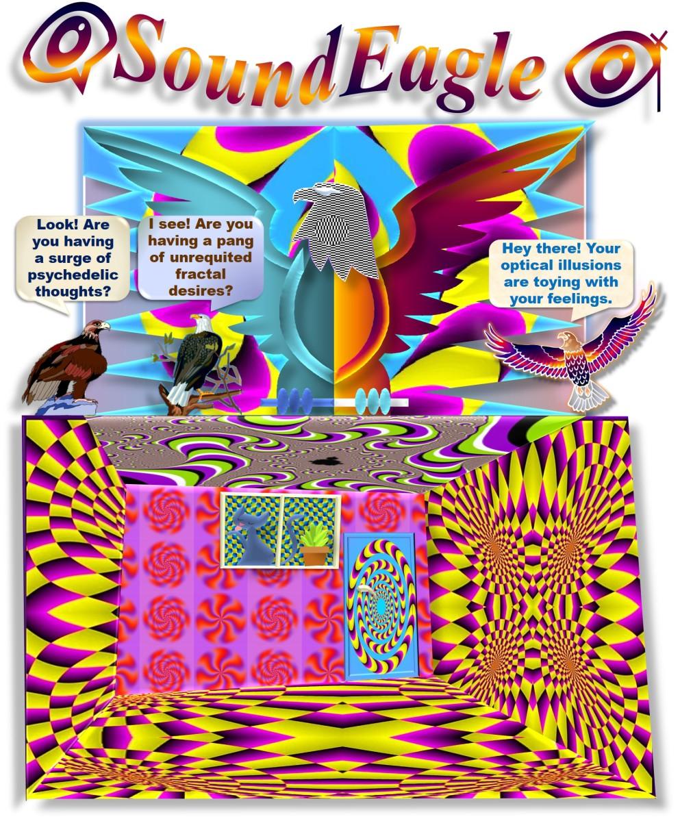SoundEagle Feeling Optical Illusions