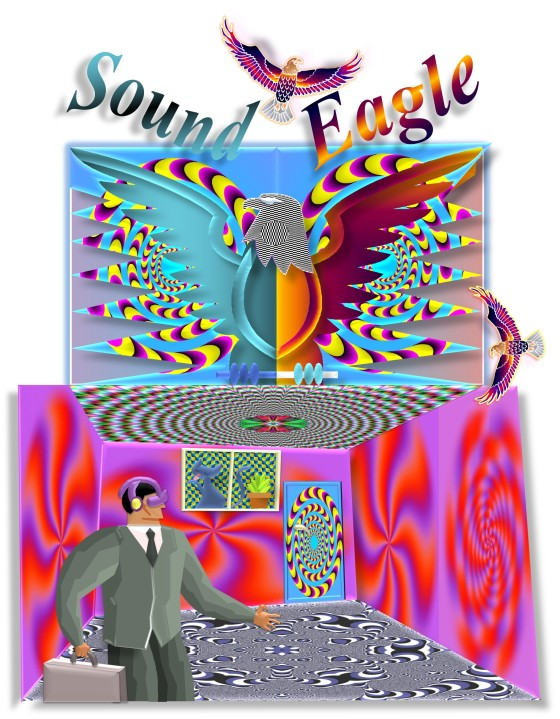 SoundEagle in Optical Illusions