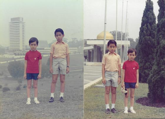 Khai and His Brother (Sep 1972)