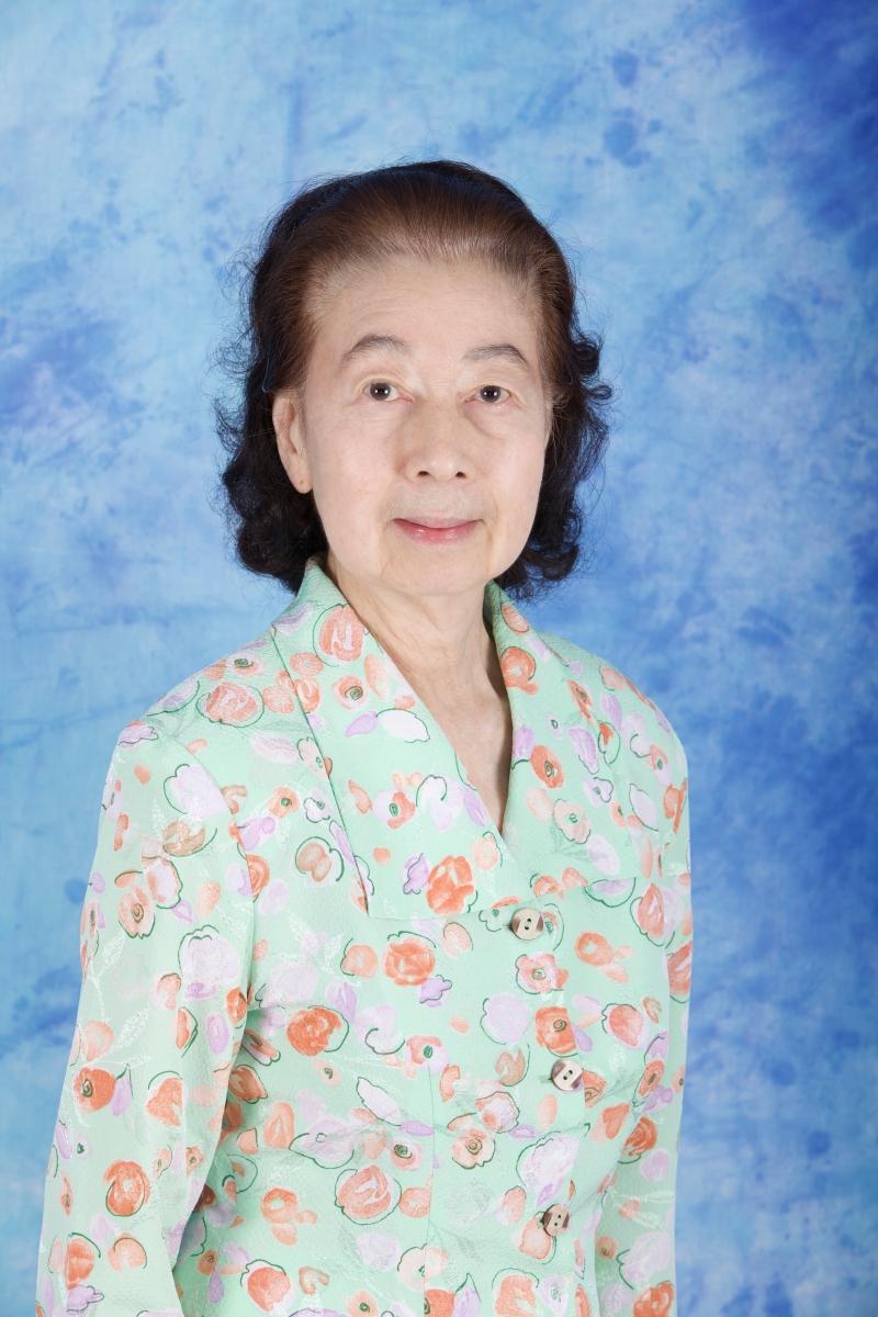 Khim (3 days after her 79th birthday, 21 Mar 2010, 4:29 PM Sunday)