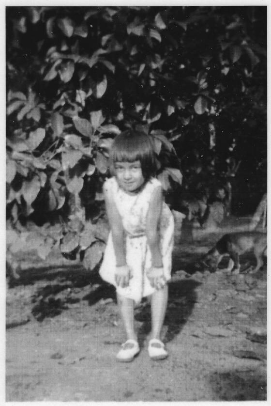 Khim as a Child