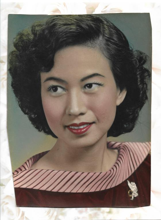 Khim as a Young Adult (1 Apr 1956)