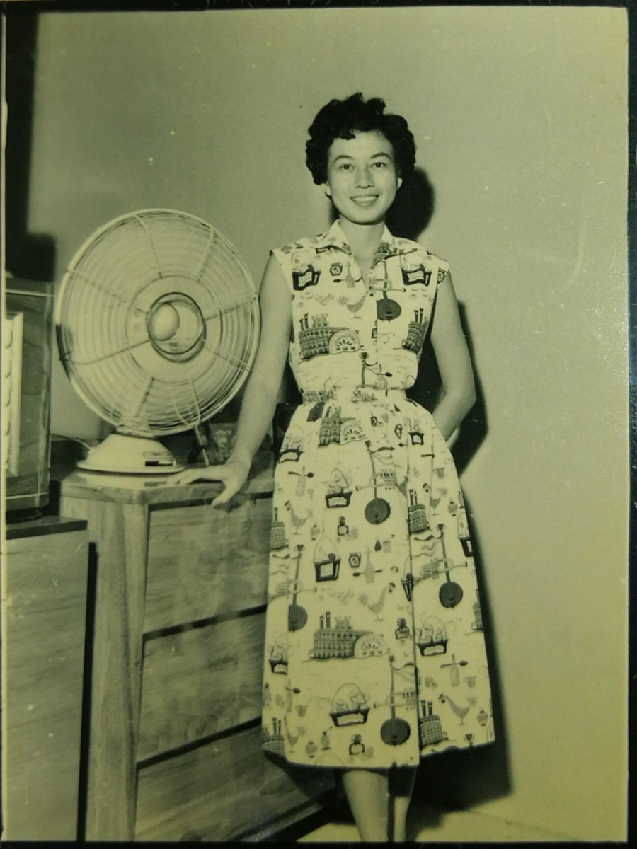 Khim as a Young Adult
