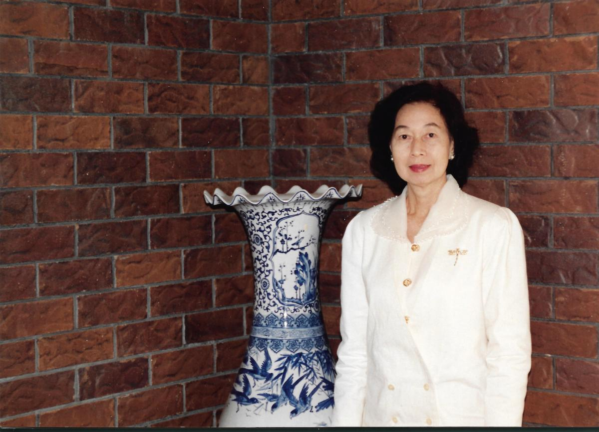 Khim in 1988, the Year of World Expo 88