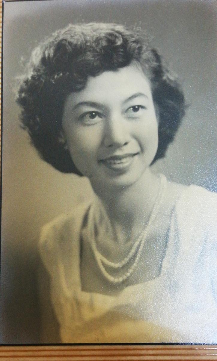 Khim Looking Her Best in B&W (1955)