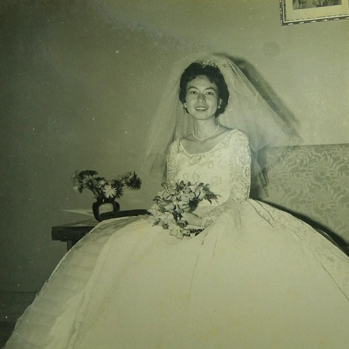 Khim's Wedding Day (2 April 1961)