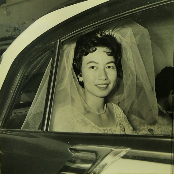 Khim's Wedding Day (2 April 1961 Sunday)